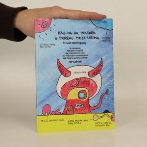 náhled knihy - Kni-ha-ha povídek z prášku mezi ušima