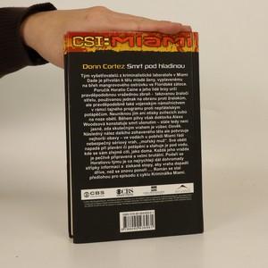antikvární kniha Kriminálka Miami : CSI: Miami. Smrt pod hladinou, 2009