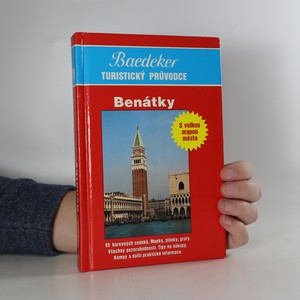 náhled knihy - Baedeker - Turistický průvodce. Benátky (bez mapy)