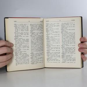 antikvární kniha Francouzsko-český, česko-francouzský slovník (2 svazky), 1972