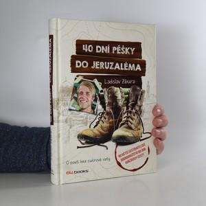 náhled knihy - 40 dní pěšky do Jeruzaléma (s věnováním autora)