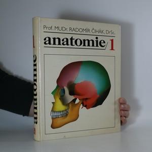 náhled knihy - Anatomie 1 (je cítit kouřem)