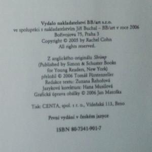 antikvární kniha Prcek, 2006