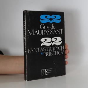 náhled knihy - 22 fantastických príbehov