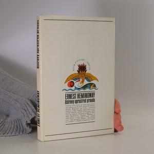 náhled knihy - Ostrovy uprostřed proudu