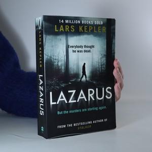 náhled knihy - Lazarus (anglicky)