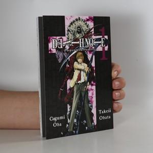náhled knihy - Death note. Zápisník smrti. 1. díl. (manga)