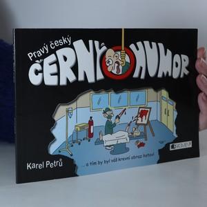 náhled knihy - Pravý český černý humor