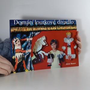 náhled knihy - Domácí loutkové divadlo