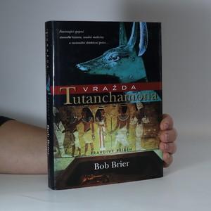 náhled knihy - Vražda Tutanchamona