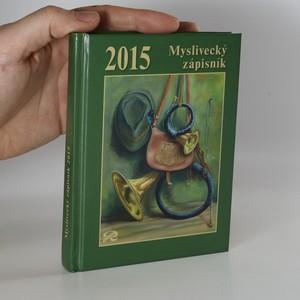 náhled knihy - Myslivecký zápisník