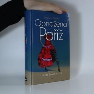náhled knihy - Obnažená Paříž