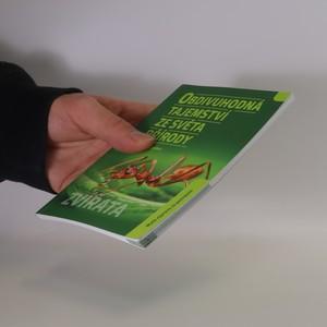 antikvární kniha Obdivuhodná tajemství ze světa přírody. Zvířata, 2015