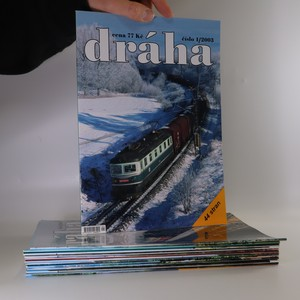 náhled knihy - Dráha. 2003. komplet (12 svazků)