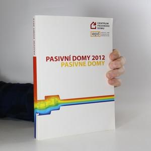 náhled knihy - Pasivní domy 2012