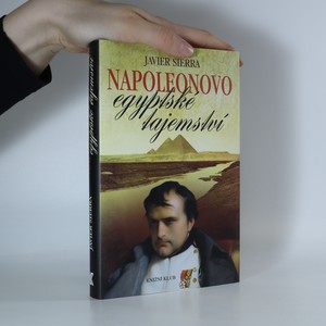 náhled knihy - Napoleonovo egyptské tajemství