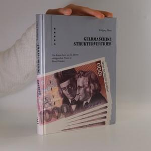 náhled knihy - Geldmaschine Strukturvertrieb