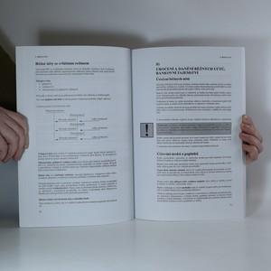 antikvární kniha Úspory a vklady, 2001