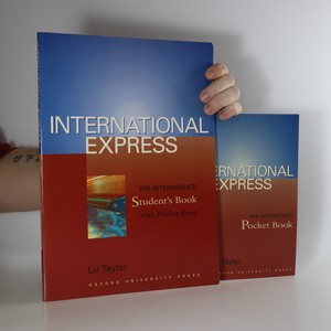 náhled knihy - International express. Student's book (pre-intermediate) with pocket book