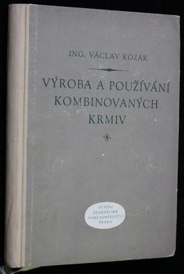 náhled knihy - Výroba a používání kombinovaných krmiv