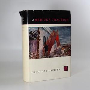 náhled knihy - Americká tragédie