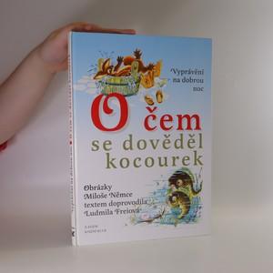 náhled knihy - O čem se dověděl kocourek