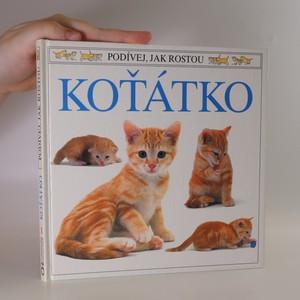 náhled knihy - Koťátko