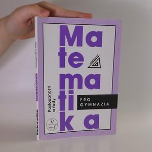 náhled knihy - Matematika pro gymnázia. Posloupnosti a řady