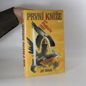 náhled knihy - První kníže aneb Předtucha moci
