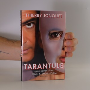 náhled knihy - Tarantule. Uvězněná paměť