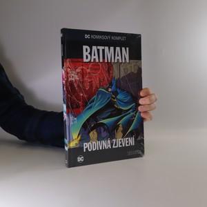 náhled knihy - Batman : podivná zjevení (zabaleno)