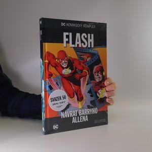 náhled knihy - Flash. Návrat Barryho Allena (zabaleno)