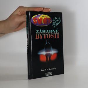 náhled knihy - Záhadné bytosti