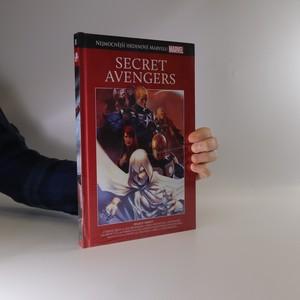 náhled knihy - Secret Avengers (zabaleno) (česky)