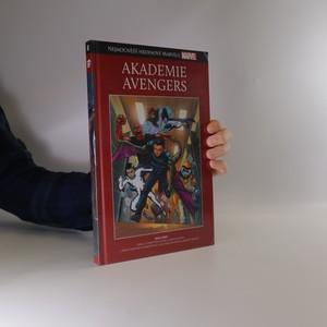 náhled knihy - Akademie Avengers (zabaleno)