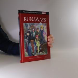 náhled knihy - Runaways (zabaleno) (česky)