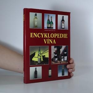 náhled knihy - Encyklopedie vína