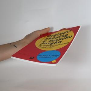 antikvární kniha Přijímací zkoušky z českého jazyka na osmiletá gymnázia včetně klíče, 1999