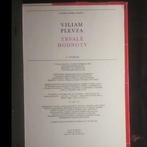 antikvární kniha Trvalé hodnoty I (slovensky), 1976