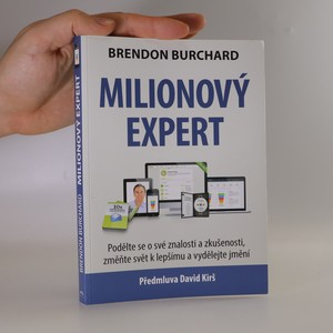 náhled knihy - Milionový expert