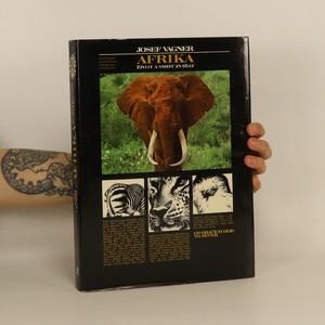 náhled knihy - Afrika : život a smrt zvířat