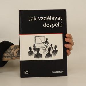 náhled knihy - Jak vzdělávat dospělé