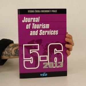 náhled knihy - Journal of Tourism and Services