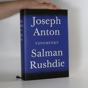 náhled knihy - Joseph Anton : vzpomínky