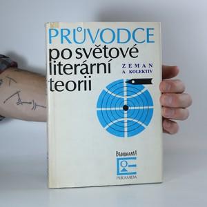 náhled knihy - Průvodce po světové literární teorii