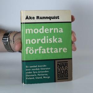 náhled knihy - Moderna nordiska författare