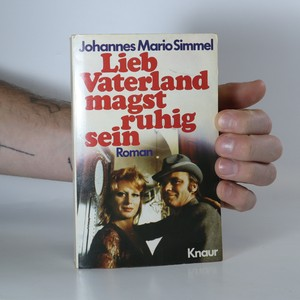 náhled knihy - Lieb Vaterland magst ruhig sein