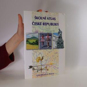 náhled knihy - Školní atlas České republiky