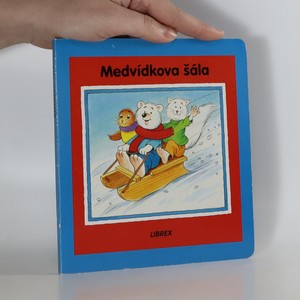 náhled knihy - Medvídkova šála
