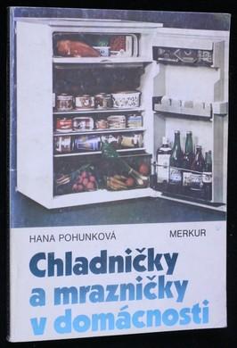 náhled knihy - Chladničky a mrazničky v domácnosti